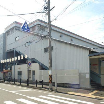 南海本線「尾崎」駅