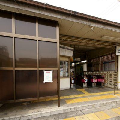 南海本線「忠岡」駅